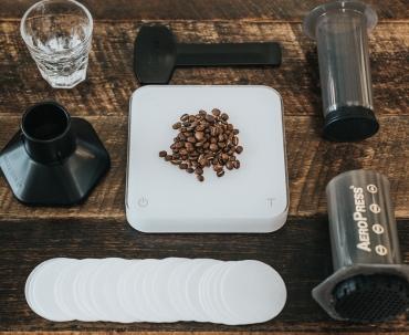 AeroPress Kaffebrygger – En utmerket kopp kaffe, uavhengig hvor du befinner deg