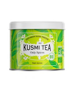 Kusmi Tea - Organic Only Spices 100g