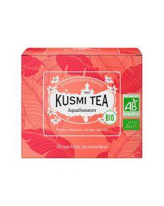 Kusmi Tea - Organic AquaSummer 20 Teposer