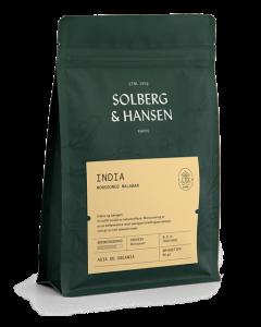 Solberg & Hansen - India - Monsooned Malabar Hele Bønner 2 kg