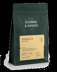 Solberg & Hansen - Inonesia - Java Blawan Hele Bønner 2,5Kg
