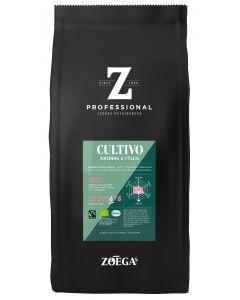 Zoégas Cultivo Øk/ Fairtrade Hele Bønner 750 gr