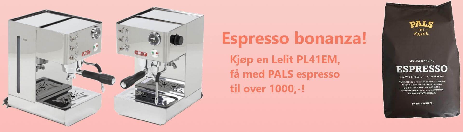 Espressobonanza