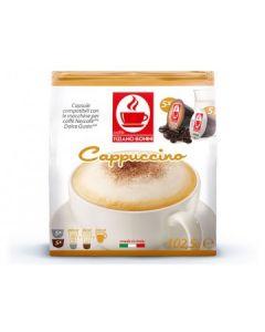 Caffè Tiziano Bonini Cappuccino Kaffe Kapsel