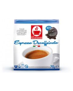 Caffè Tiziano Bonini Espresso Decaffeinato Kaffe Kapsel