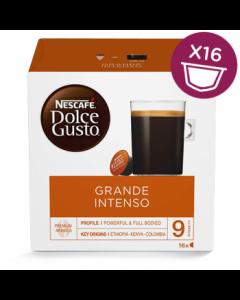 Nescafé Dolce Gusto Grande Intenso 16 Kapsler