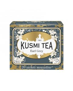 Kusmi Tea - Organic Earl Grey 20 Teposer