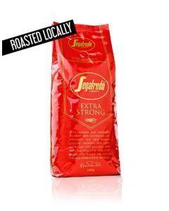 Segafredo Espresso Extra Strong Hele Bønner 1 kg