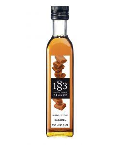 1883 de Philibert Routin sirup karamel 250 ml
