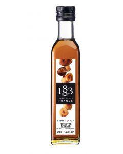 1883 de Philibert Routin sirup Hazelnut 250 ml