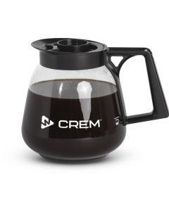 Crem Coffee Queen Glasskanne 1,8 L