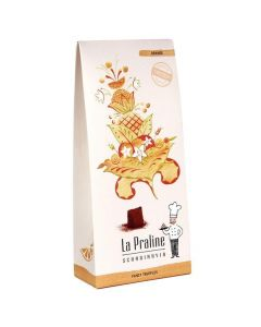 La Praline Art Collection - Appelsin 100g