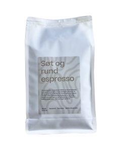 PALS Spesialkaffe Søt & Rund Espresso Hele Bønner 1 kg