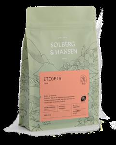 Solberg & Hansen - Etiopia - Tade Hele Bønner 2,5Kg