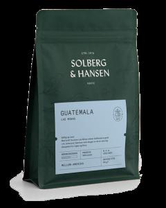 Solberg & Hansen - Guatemala - Las Minas Hele Bønner 250g