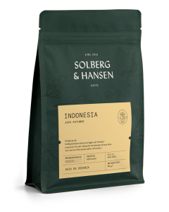 Solberg & Hansen - Inonesia - Java Blawan Hele Bønner 2,5 kg