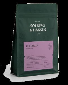 Solberg & Hansen - Colombia- Bellavista Hele Bønner 2,5 kg