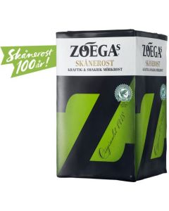 Zoégas Skånerost Filtermalt 450 gr
